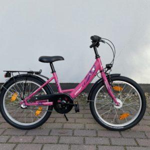 "Kinderfahrrad ATB BBF ""Mover"" 3-Gang ND 20"" Farbe pink, RH-30"