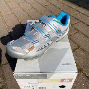 Vaude Raceschuh, Soneza RC, silver, Größe 39